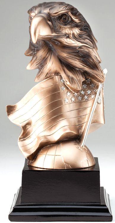 AE315 Eagle Head Statue