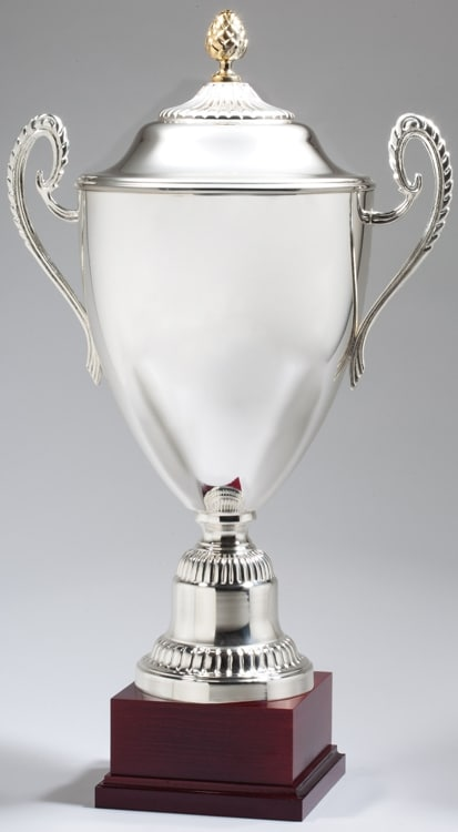 1573-012 Silver Trophy Cup