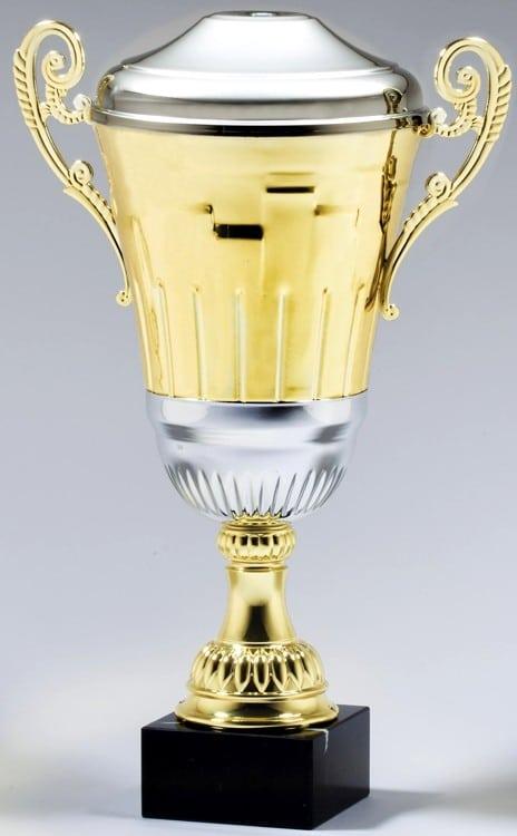 Gold Metal Trophy Cup -AMC64