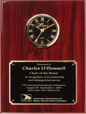 CB1107 Rosewood Clock