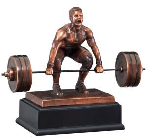 Deadlift Trophy RFB086