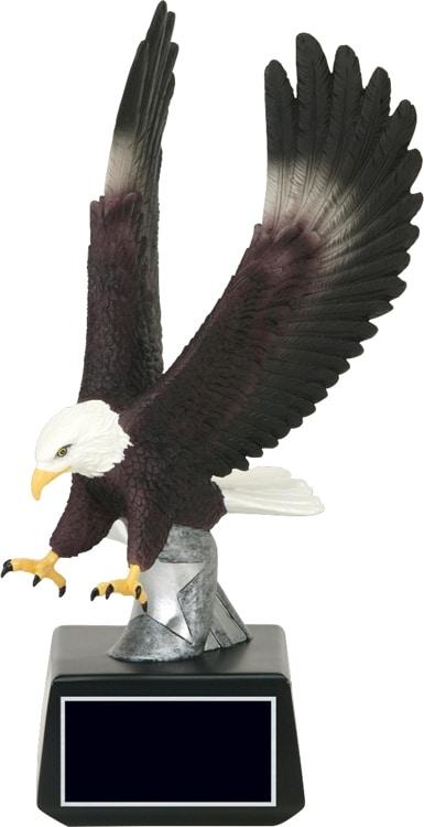 60455GS Strike Eagle Statue