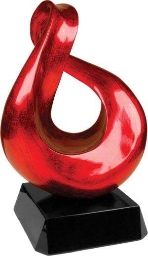 Red Art Sculpture ASA001