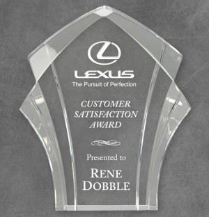8440678 Panache Acrylic Award