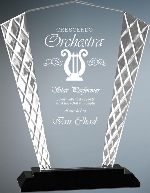 Fan Glass Award ACG21