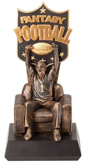 Fantasy Football Trophy RF142