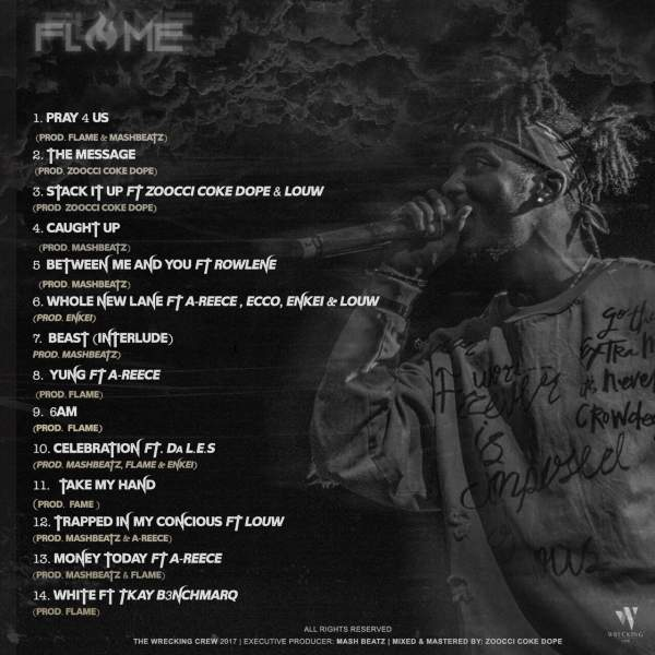 Flame - CLOUDS EP Music