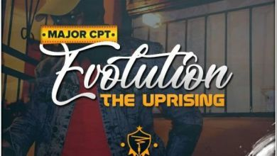 Photo of Major CPT – Evolution (The Uprising) Album