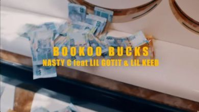 Photo of Nasty C – Bookoo Bucks Ft. Lil Gotit & Lil Keed (Official Music Video)