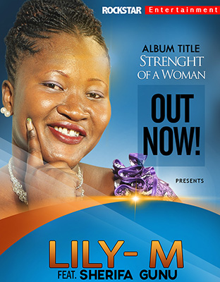 Lily M Strenght Of A Woman Ft
