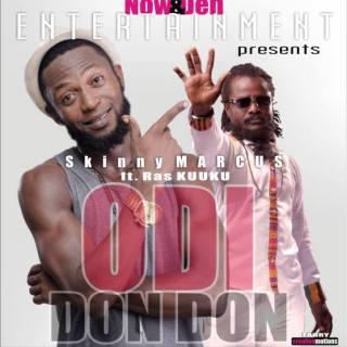 Skinny Odi Don Don Ft Ras Kuuku Prod by SurvivorMusic