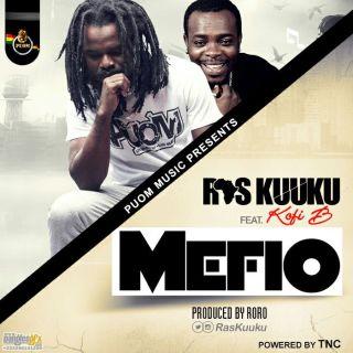 Ras Kuukus cover for MafeWo