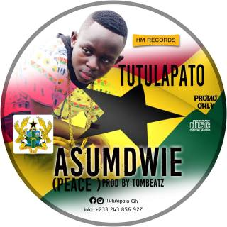 TutuLapato Asumdwie Peace Prod by Tombeatz