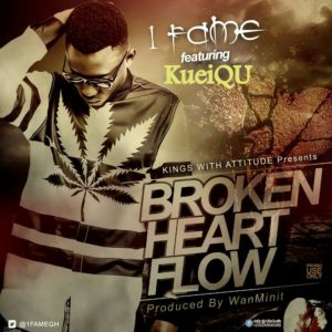 Fame Broken Heart Flow ft KueiQu KnickLez Prod By Wan Minit