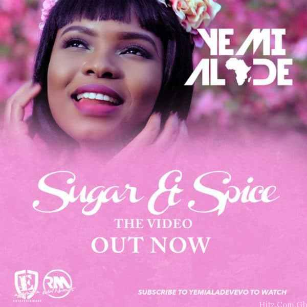 Yemi Alade Sugar n Spice Prod