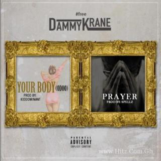 Dammy Krane – Prayer Prod By Spellz