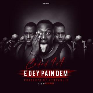 Codedx – Edey Pain Dem Prod By Hydraulix