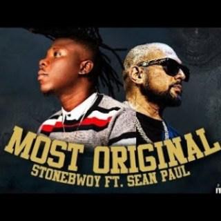 StoneBwoy – Most Original ft