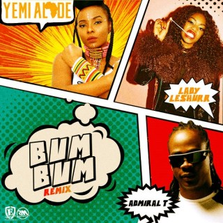 Yemi Alade – Bum Bum Remix ft