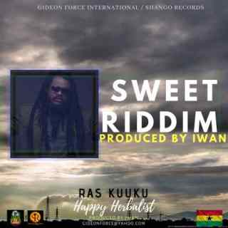 Ras Kuuku Happy Herbalist Cover