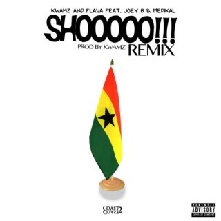Shooooo Remix Artwork