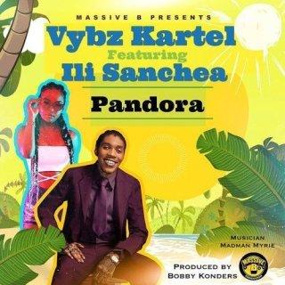 VybzKartelIliSanchea Pandora