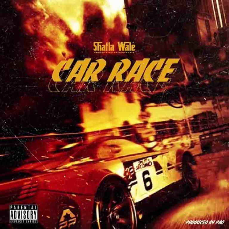 Shatta Wale Car Race