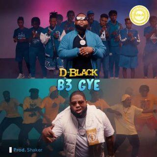 D-Black B3 Gye