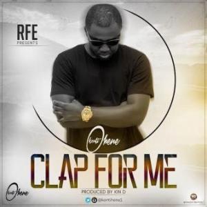 Kontihene - Clap 4 Me (Prod by Kin Dee)