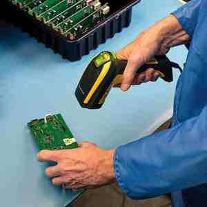 Handscanner Industrie Kabelgebunden