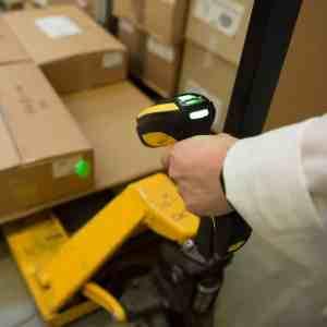 Handscanner Industrie