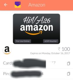 doboz trick to get amazon gift card