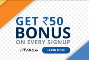 futurepay app 50rs on sign up loot offers hiva26