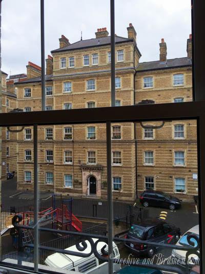 Bloomsbury flat