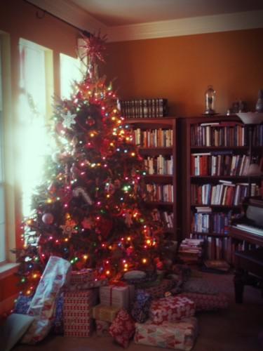 Christmas morming