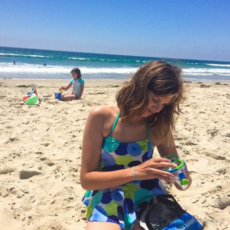 San Diego Bella Ada Beach