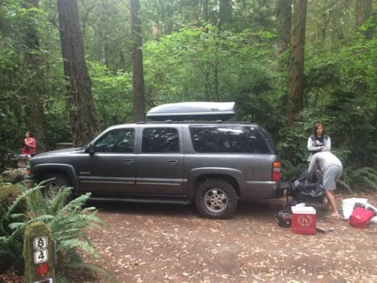 Camping Suburban Nancy