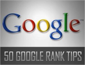 Google Rank Tips