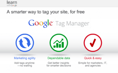 Google Tag Manager Makes It Easy
