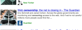 Google In-depth Article Results in Search