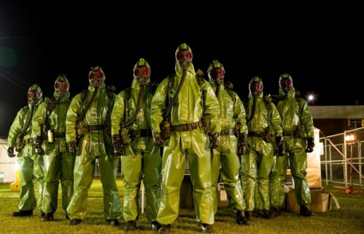 Hazmat-quarantine