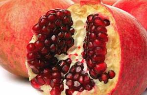 Natural Remedies for Diarrhea - Pomegranate Seeds?