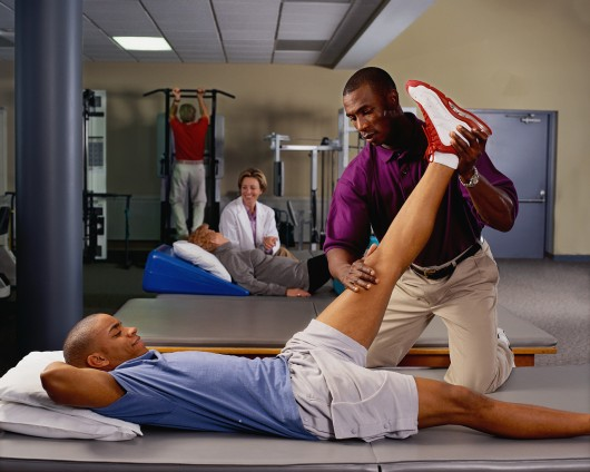 physical therapy 530x424 Physical Therapy for Effective Back Pain Relief