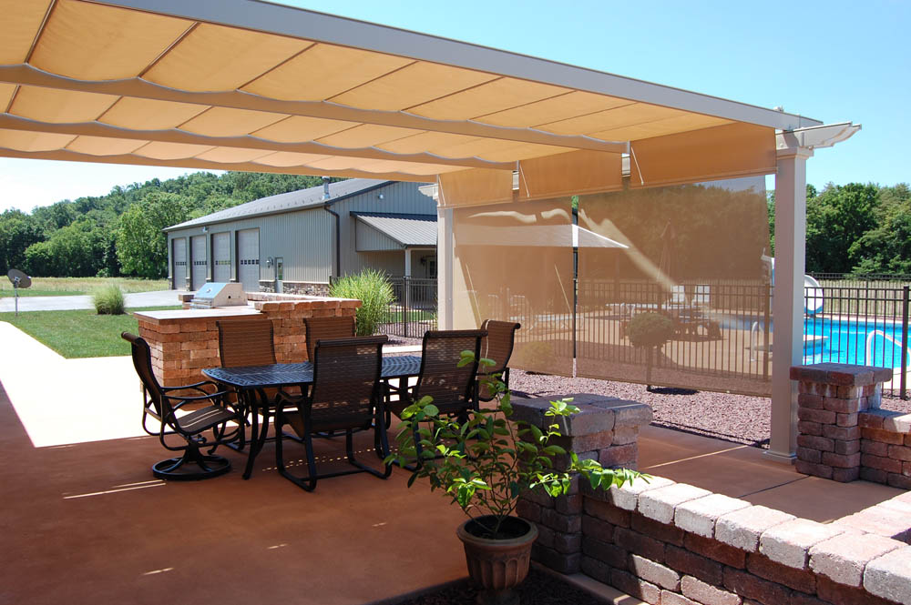 decks patios and shade structures