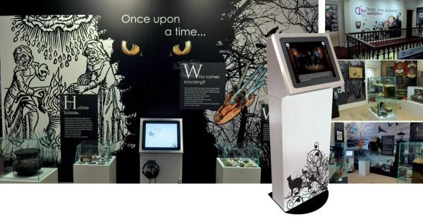 Exhibition Wall Graphics Scarborough Museums Trust Hive Manchester