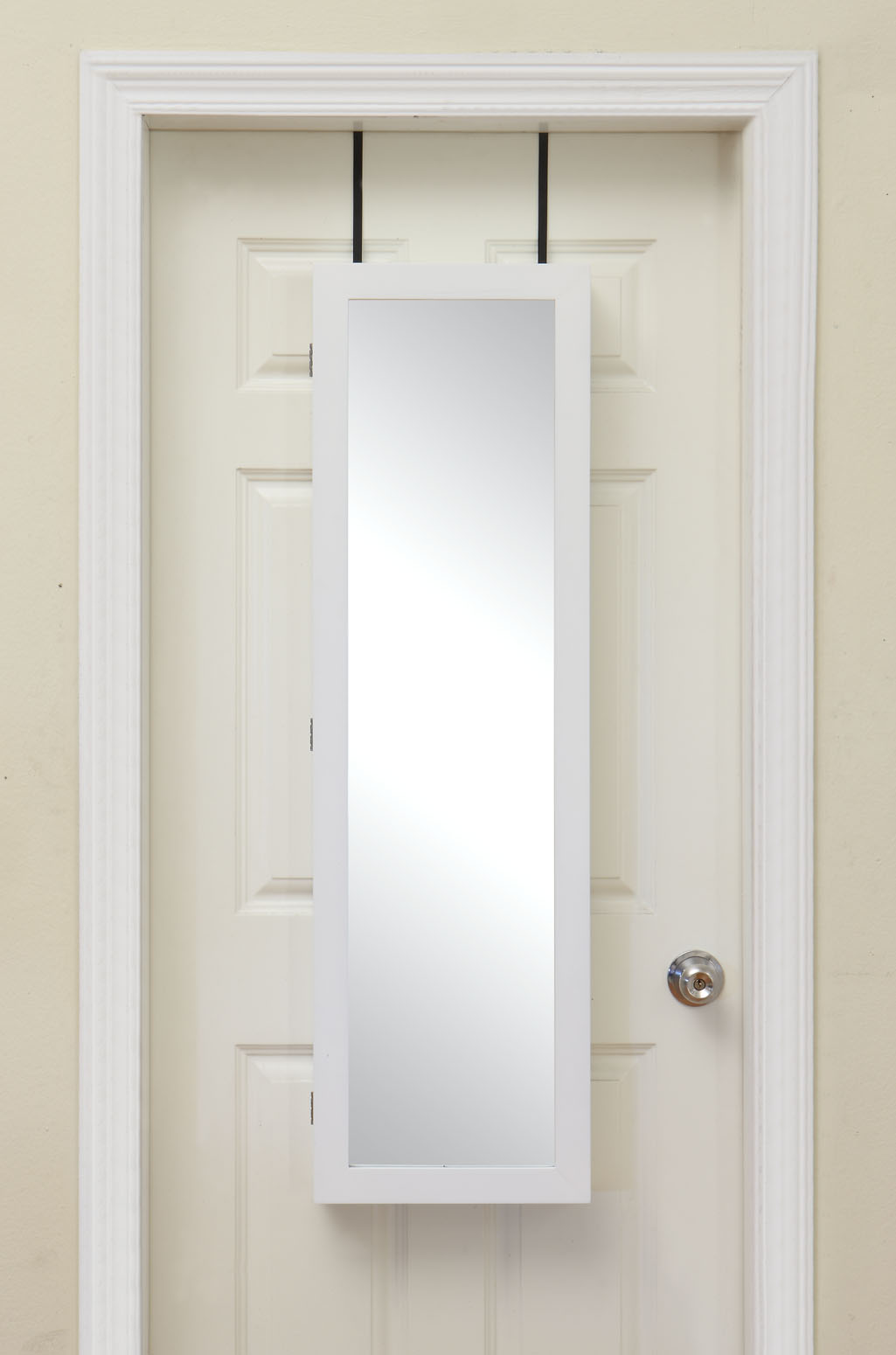 Over the Door Jewelry Armoire with Mirror  Hives and Honey