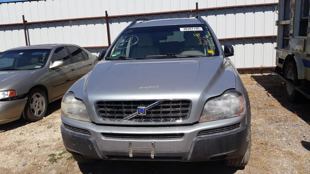 medium resolution of 2004 volvo volvo xc90 ac condenser