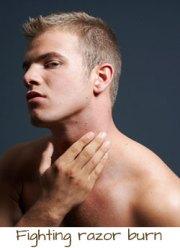 facial hair removal men