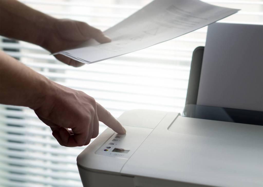 Une imprimante permettant de scanner ses documents