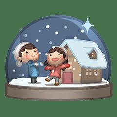 HJ-Story: Winter Love